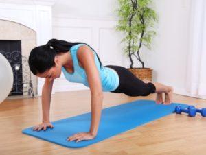 bovenarm oefeningen voor thuis