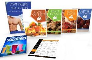 eiwitrijke recepten boek