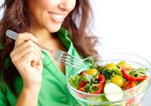 Atkins - salade