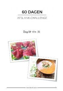 60 Dagen Afslank Challenge nw