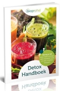 Detox kuur zelf maken
