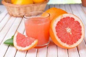 grapefruit dieet menu